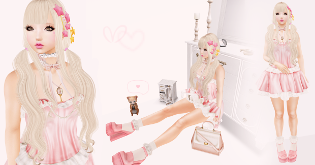 second life pastel cute fashion