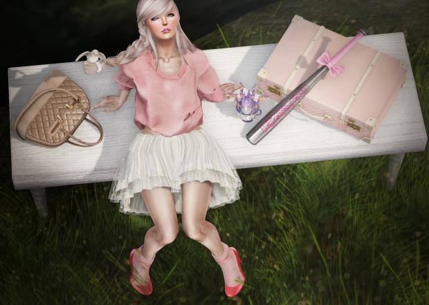 pastelme second life blog fashion style pastel