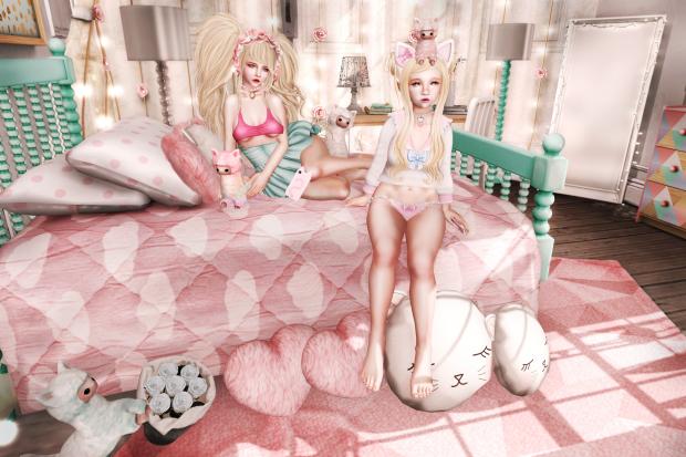 pastelme second life kawaii cute fashion blog sl