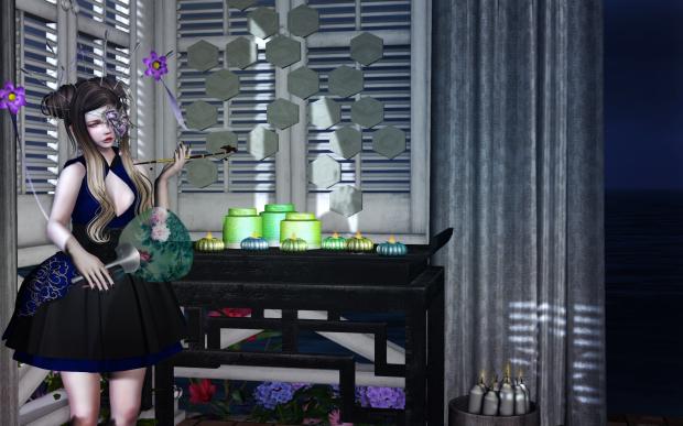 pastel me second life cute kawaii fashion blog style