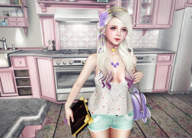 pastel me sl second life kawaii style cute fashion blog