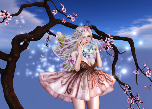 pastel me sl style second life fashion cute blog