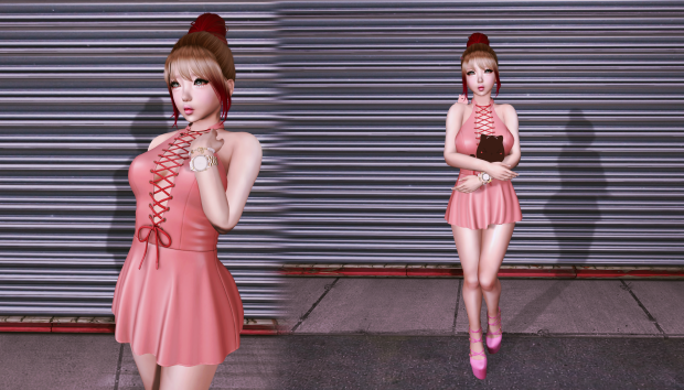pastel me second life fashion blog cute sl