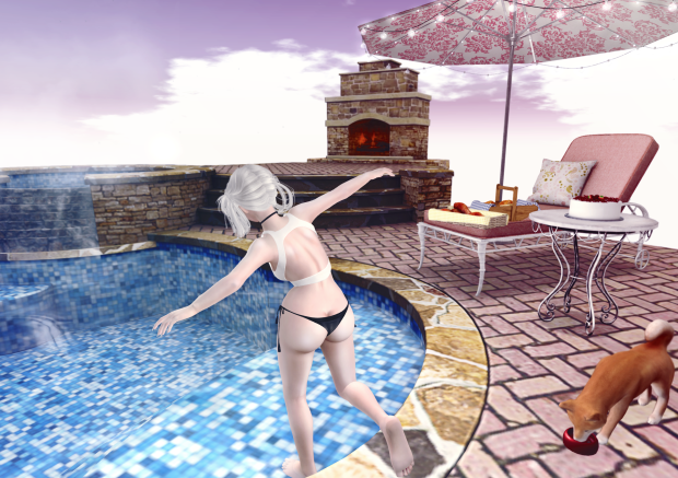 second life pastel me fashion blog summer sl