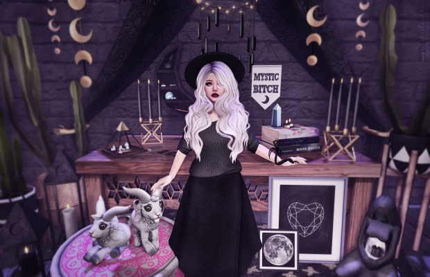 pastel me second life fashion decor blog spellbound coven cute sl