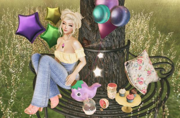 pastel me second life fashion decor kawaii cute blog sl