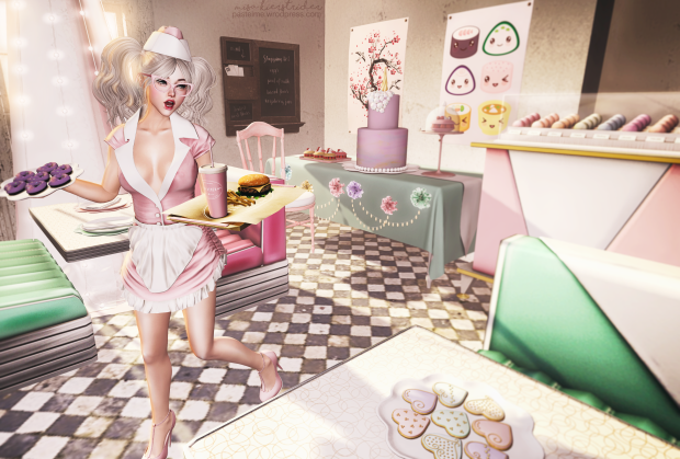 pastel me second life fashion sl decor kawaii cute blog
