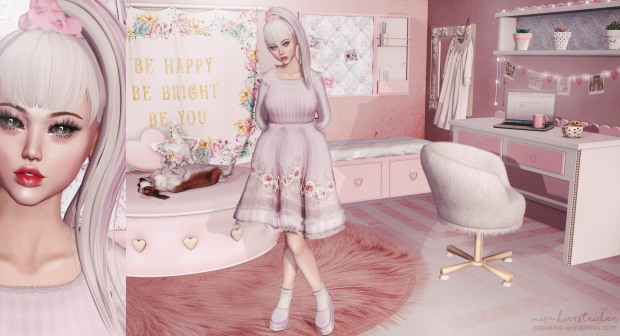 pastel me second life cute decor home fashion kawaii blog sl