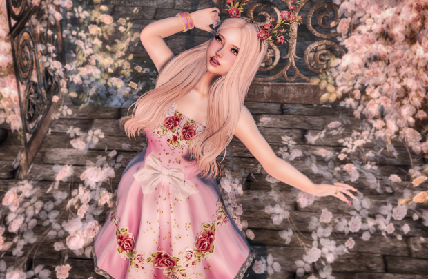 pastel me second life fashion cute kawaii blog style sl